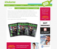 Khuluma airline and online magazine publication