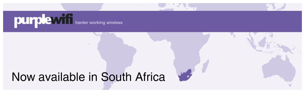 Purple Wi-Fi